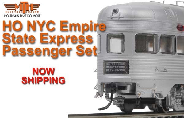 Check Out The Details And See It In Action: HO Empire State