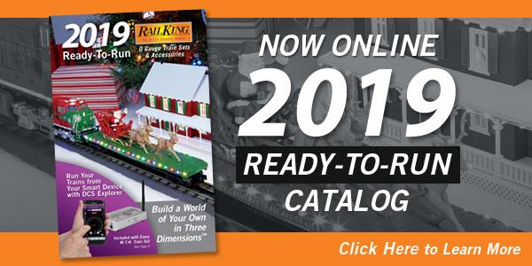 49cda0de9746 2019 Ready-to-Run Train Set and Accessory Catalog Now Online