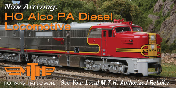 Check Out The Details And See It In Action: The HO Alco PA-1