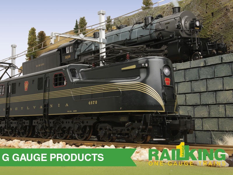 RailKing One Gauge | MTH ELECTRIC TRAINS