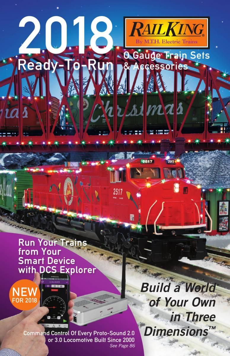 2018 Ready-to-Run Train Set & Accessory Catalog