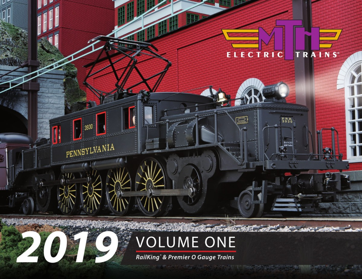 2019 Volume 1 O Gauge Catalog
