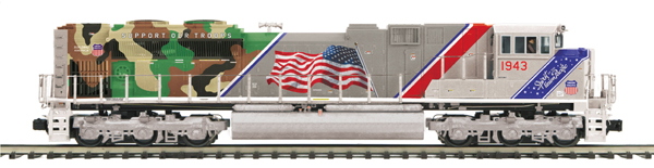 union pacific spirit locomotive sets