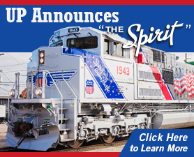 union pacific spirit locomotive sets arriving spring 2018 mth