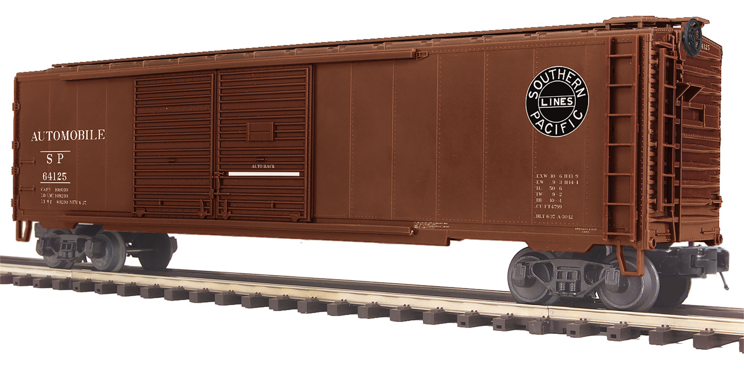 MTH 20-93786 O Southern Pacific Double Door 50' Box Car