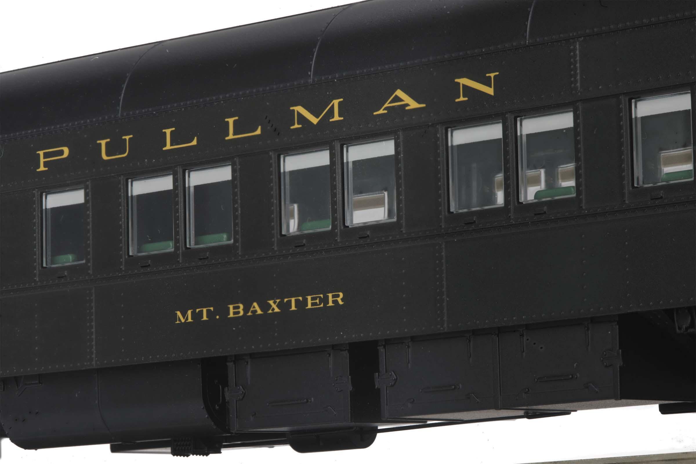 mth ho spotlight ho heavyweight passenger sets arrive mth electric trains. Black Bedroom Furniture Sets. Home Design Ideas