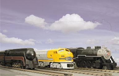 Locomotives | MTH ELECTRIC TRAINS